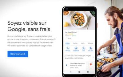 A quoi sert une fiche Google My Business ?